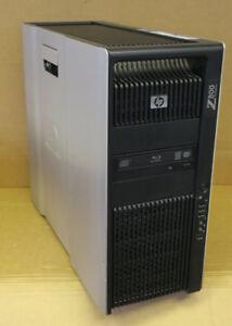 liquidation Hp workstation z800 plus puissant que i7 / 32 Go RAM