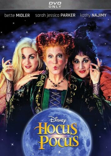 Hocus Pocus DVD - Brand New in Package!