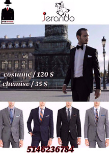 Costumes neuf a vendre
