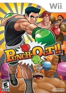 Want to buy: Punch Out! for Wii