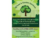 TB Tree And Gardening Services