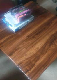 Heavy marble table