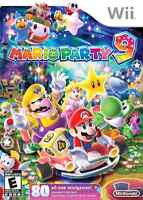 *****WANTED******* Mario party 9 for wii