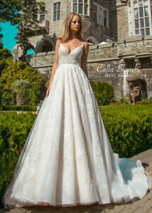 CALLA BLANCHE WEDDING GOWNS FALL 2018 COLLECTION PREVIEW!