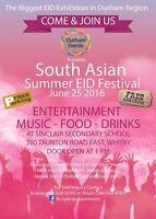 Eid Bazaar - June 25 2016