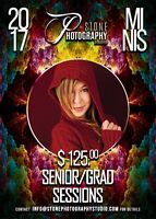 GRAD/SENIOR Photo Sessions