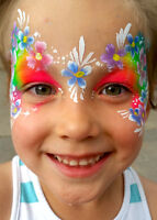Looking for party ideas?  - Try Creative Face Painting