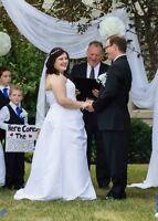 Brantford Pastor  /  Wedding Officiant