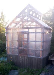 Greenhouse 7ft x 7ft