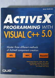Active X Programming with Visual  C++ 5.0