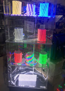 LED STRIP LIGHTS WARM WHITE, BLUE, RED, GREEN, RGB AND MORE