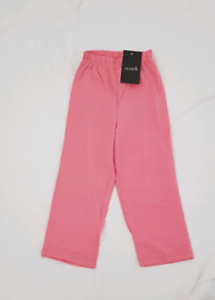 3pair for 5£ Girls Cotton Pyjama Trousers age 5-6 Brand New