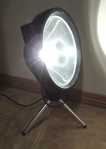 12V CL720 Hand Held or Tripod Spotlight 1.5 Million Candle Power
