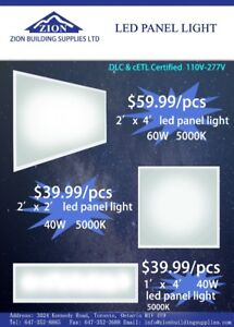 LED PANEL LIGHT SPECIAL