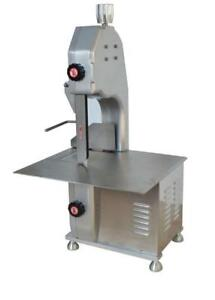 Commercial Kitchen Electric Table Meat Band Saw 110V 120321