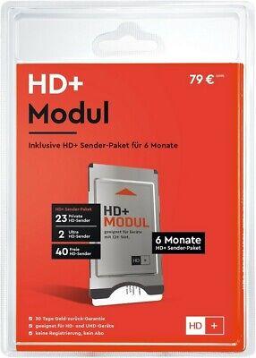 HD+ CI Modul inkl Senderpaket HD+ Karte mit 6 Monaten Laufzeit online kaufen
