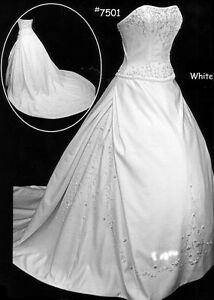 Brand New Sample Wedding Gowns -  50% OFF