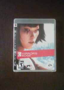 PS3 +++ MIRROR'S EDGE +++