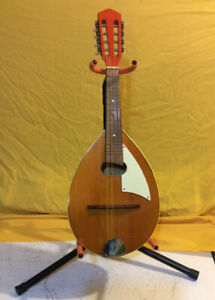 """VINTAGE 8 STRING MANDOLIN FOR SALE"""