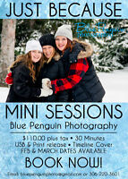 Just Because Mini Sessions