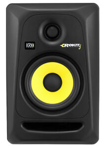 "NEW-2 X KRK Rocket 5 and 36"" Stands With Extended Warrantee"