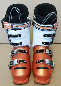 Rossignol Radical J 65, Race boots, size 275mm, 23.5