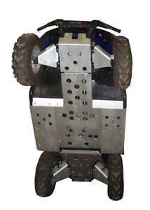 Ricochet Complete Skid Plate Set, Yamaha Rhino - ATV TIRE RACK Kingston Kingston Area image 1