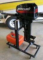 9.9 Mercury Two Stroke Outboard in Excellent Condition