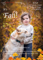 Fall Family Photos with Kiss the Monkey Photography!