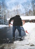 Need Someone for snow clearing?
