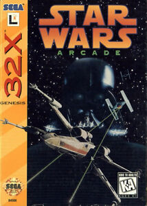Looking to Trade for Star Wars Arcade for 32X