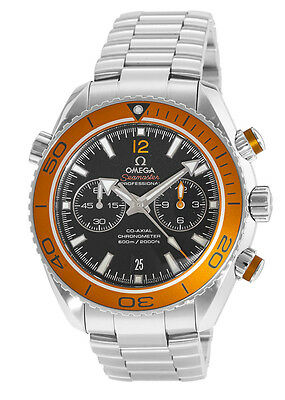 New Omega Seamaster Planet Ocean 600M Men's Watch 232.30.46.51.01.002