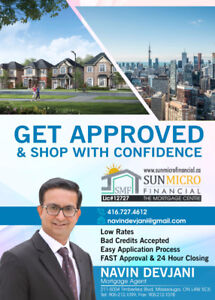 PRE APPROVAL FOR YOUR HOME