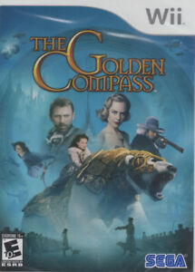 The Golden Compass Brand New, Sealed Game for Nintendo WII