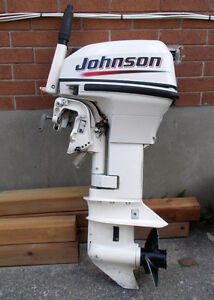 2006 - 15HP Johnson Outboard Motor