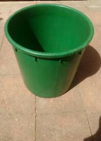 Water tank plastic garden or storage