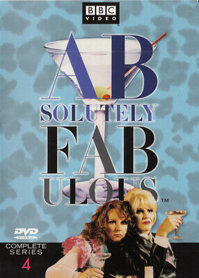 Absolutely Fabulous - Series 4 (DVD)