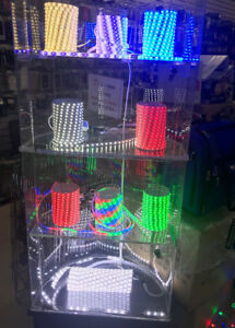LED STRIP LIGHT MULTICOLOR (RGB) AND SINGLE COLORS LED STRIPS