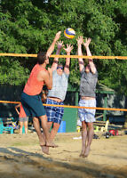 Fall Co-ed Adult Volleyball Leagues!