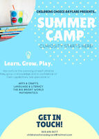 Summer Camp in Durham Region!