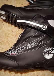 Rossignol x country boots, size 11