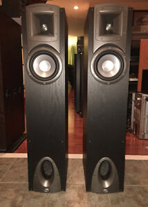 Attractive Klipsch Synergy TowersF-1
