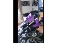 Icandy I candy Apple 2 Pear Single and Twin Travel System ex condition Newcastle or Alston area