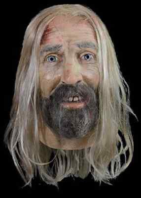 Otis Driftwood Mask Devil's Rejects Movie Rob Zombie Halloween Costume Accessory - Devil's Rejects Halloween Costumes