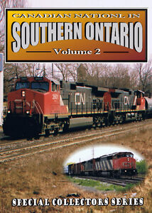 Canadian National In Southern Ontario - Vol 2