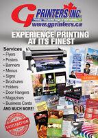 Need Any Printing Done?