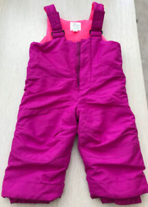 Snowpants (Children's Place) for a girl