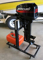 9.9 Mercury Two Stroke in Excellent Condition
