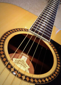 Washburn Acoustic Electric Guitar - $245
