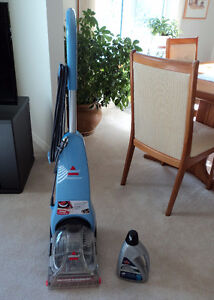 Bissell Dirtlifter Powerbrush Carpet Cleaner w/ Bissell Cleaner